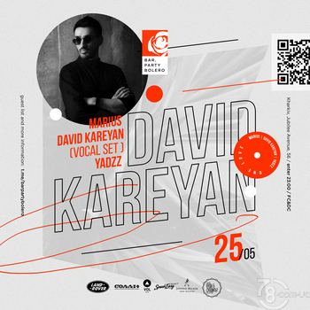 David Kareyan (vocal set) & Marius & YadzZ