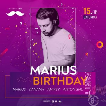 Marius Birthday