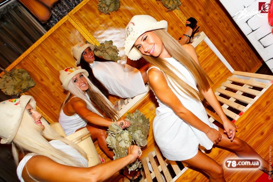 женские вечеринки в сауне - 3