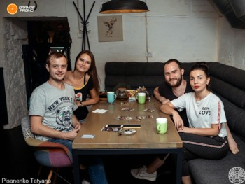 Суббота / Mundstuck, lounge bar